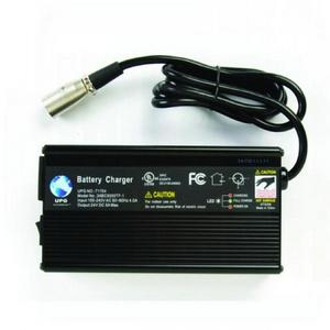 UPG 24v Scooter and Wheelchair Battery Charger : 5 Amp Hour Charger