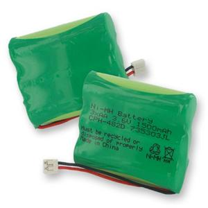 1X3AA/D CONNECTOR NiMH 1500mAh (9322002105)