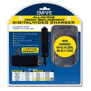AC/DC UNIV. CHARGER FOR NIKON (9322005571)