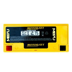 MOTOBATT MB7U - 12Volt Absorbed Glass Mat (AGM) Battery