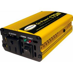 175 WATT MODIFIED SINE WAVE INVERTER 12V