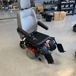 Pride Jazzy Select Power Chair (Red) (Used)