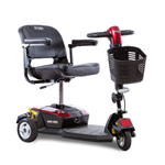 Pride Go-Go® LX with CTS Suspension 3-Wheel