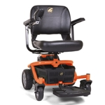 Golden Tech LiteRider Envy (GP162) Solar Flare Orange